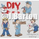 DIY (cross stitch chart download)