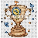 Top bloke cross stitch chart