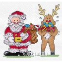 Presents, presents, presents! (cross stitch chart download)