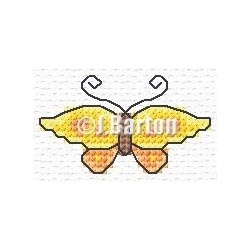 Butterfly (cross stitch chart download)