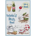 World's best dad cross stitch chart