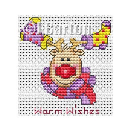 Warm wishes (cross stitch chart download)
